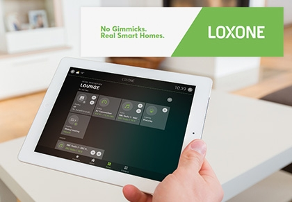 LOXONE - Real Smart Homes