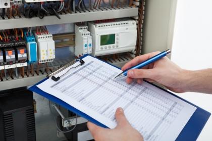 Elektroanlagen-Überprüfung
