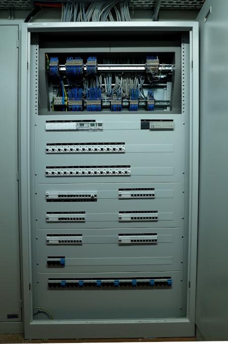 Elektro-Installationsverteiler