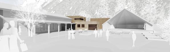 Impression Vereinshaus