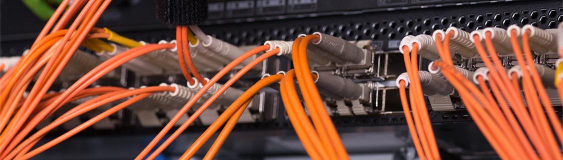 Elektro ROhner, Innsbruck, strukturierte EDV Verkabelung, Netzwerktechnik